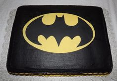 Batman birthday cake! For my birthday PLEASE!