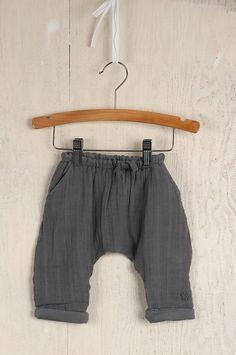 Baby Pants grey
