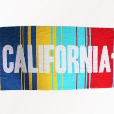 シスターズオブロサンゼルス ビーチタオル カリフォルニア