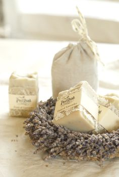 Lavender Milk Soap | Post Road Vintage