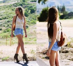 This is exactly what I want to look like in the summer!
