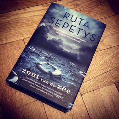 Dutch edition of Salt to the Sea