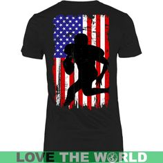 american football in me American Football, Sports, Mens Tops, T Shirt, Beautiful, Ideas, Products, Hs Sports, Supreme T Shirt