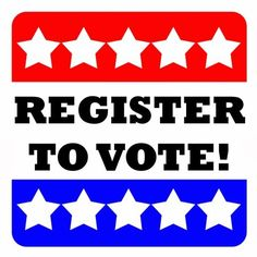 Happy National Voter Registration Day! #celebrateNVRD The Midland League of Women Voters will be at the Centennial Library today, Tuesday, September 22nd from 10 am to 8 pm to register voters.