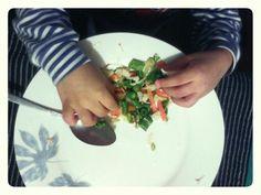 Ricas verduras .....