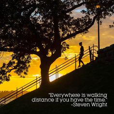 10 Awesome Quotes That Will Inspire You To Start Walking http://www.prevention.com/fitness/inspirational-walking-quotes/slide/9