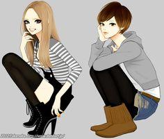 dahlia by Bakemono Kawaii Girl, Kawaii Anime, Character Art, Character Design, Dark Souls Art, Manga Clothes, Soul Art, Manga Illustration, Anime Comics