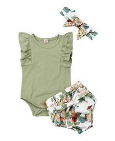 Modern Floral Hudson Baby Plush Blanket with Furry Binding /& Back