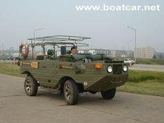 Amphibious Vehicle Dsign Studio¡¡JMC Amphi-Jeep1