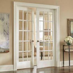 Interior Wood, Doors With Glass House Interior Wood, Doors With Glass – The interior wood, doors with glass, is elegant design for choosing the right door design ideas. Doors are … Home Depot French Doors, French Doors Bedroom, French Doors Patio, Patio Doors, Interior Sliding Glass Doors, Glass Closet Doors, Interior Doors, Interior Office, Sliding Door