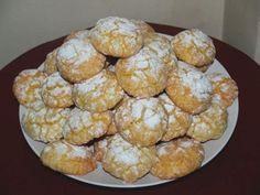 GHRIBA AU NOIX DE COCO غربية بالكوك - Choumicha - Cuisine Marocaine Choumicha , Recettes marocaines de Choumicha - شهوات مع شميشة