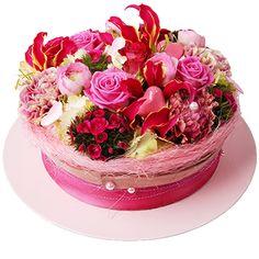 Valentijn vieren? Geef een Bloementaart!