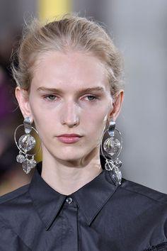 3.1 Phillip Lim  Statement earrings