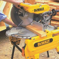 110v Electric Flip Over Bench Saw which can transform from a mitre saw into a large capacity saw bench. Available to hire today from Hire Station.