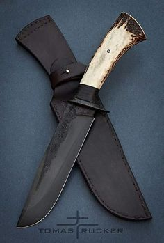 Tomas Rucker Knives