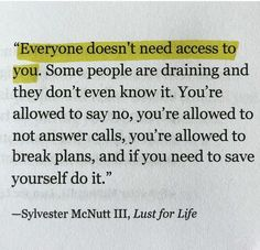 lust for life sylvester mcnutt quotes Motivacional Quotes, Life Quotes Love, Words Quotes, Quotes To Live By, Best Quotes, Sayings, Daily Quotes, The Words, Cool Words