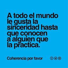 521 Me gusta, 5 comentarios - Coherenciaporfavor (@coherenciaporfavor) en Instagram