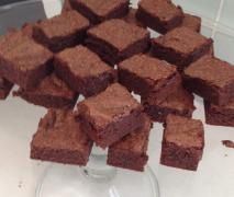 Recipe Donna Hay's Standby Brownies by therMELicious, learn to make this recipe easily in your kitchen machine and discover other Thermomix recipes in Baking - sweet. Low Carb Dinner Recipes, Low Carb Desserts, Cooking Recipes, Cafe Recipes, Meal Recipes, Family Recipes, Lunch Recipes, Crockpot Recipes, Thermomix Desserts