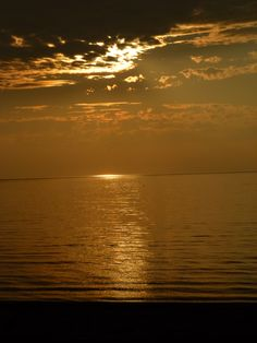 Sunset over Dunkirk, NY 08/11
