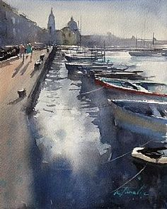 """Keiko Tanabe, """"Procida I"""" 