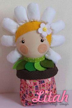 Serelepe flor