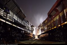 RailPictures.Net Photo: NS 1066 Norfolk Southern EMD SD70ACe at Spencer, North Carolina by SuperDave