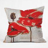 Found it at AllModern - Irena Orlov Perfection Throw Pillow