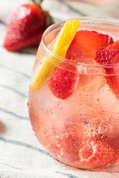 Who's ready to spend some time outdoors? We're opting for a good book, a lawn chair and this delightful cocktail. Spring Cocktails, Lawn Chairs, Spring Has Sprung, Cocktail Recipes, Grapefruit, Good Books, Outdoors, Candy, Food