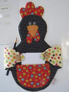 . Felt Crafts, Easter Crafts, Fabric Crafts, Sewing Crafts, Sewing Projects, Home Crafts, Diy And Crafts, Quilt Patterns, Sewing Patterns