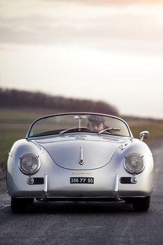 James Dean Style...Porsche 356 Speedster