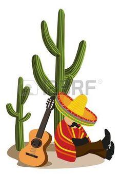 Mexicaanse dutten photo