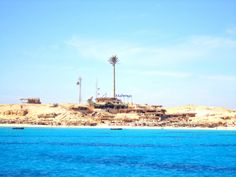on of the top things to do in HUrghada to spend day on Giftun Island #Giftun_Island