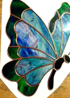 Stained Glass Butterflies Stained Glass Butterflies Patterns Stained Glass Butterflies Made To Order Butterfly Stained Glass Sun Catcher On Stained Glass Butterflies Simple Stained Glass Butterfly Pat Stained Glass Ornaments, Stained Glass Flowers, Stained Glass Suncatchers, Stained Glass Crafts, Faux Stained Glass, Stained Glass Lamps, Stained Glass Designs, Stained Glass Panels, Stained Glass Patterns