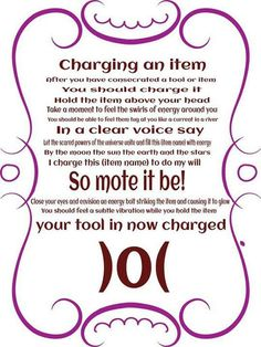 Charging an item from Earth Witch Magick Magick Spells, Wicca Witchcraft, Witch Spell, Pagan Witch, Paranormal, Eclectic Witch, Book Of Shadows, Spelling, Paganism
