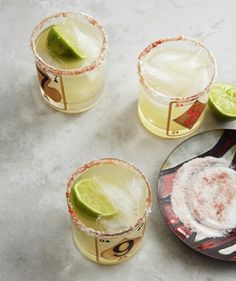 Deviled Margarita: Coat the rim of your glass with a mixture of salt and cayenne pepper to add a slight kick to each sip.