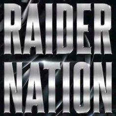 One Nation Oakland Raiders Memes, Oakland Raiders Wallpapers, Oakland Raiders Football, Pro Football Teams, Football Memes, Raiders Shirt, Raiders Stuff, Raiders Baby, Oak Raiders