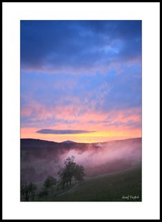 Fine Art Photography Print on a high-end photo paper - Krkonose Mountains from Alberice, Snezka Mountain on the horizon, Czech Republic Republic Pictures, Travel Agency, Czech Republic, Fine Art Photography, Fine Art Prints, Mountains, Gallery, Printing, Outdoor