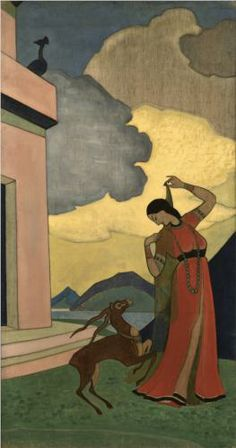 Song of the morning - Nicholas Roerich