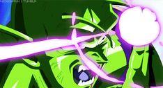 Piccolo. Special Beam Canon.
