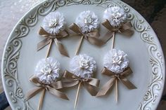 Cupcake Toppers, via Flickr.