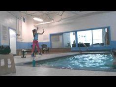 I like to move it - AQUA® ZUMBA Warm Up - YouTube
