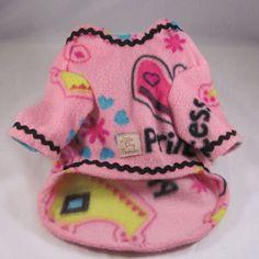 Pink Princes Fleece Hoodie