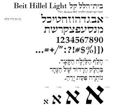 Beit Hillel © Created by Oded Ezer  http://www.ezerfamily.com