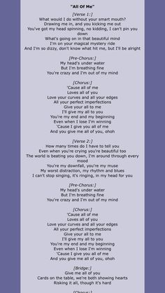 All of Me John Legend Country Love Song Lyrics, Great Song Lyrics, Country Girl Quotes, Me Too Lyrics, Music Lyrics, Music Songs, Girl Sayings, Country Music, Song Quotes
