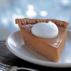 Easy Pumpkin Pie   Williams Sonoma