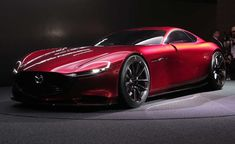 Mazda RX-Vision Concept Previews Rotary Revival