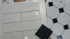 Tiles to toilet. Idea 2