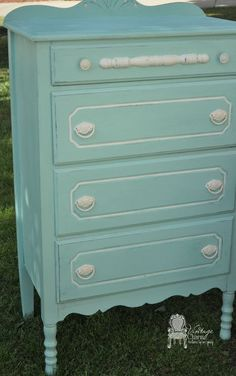 Painted Antique Bedroom Furniture