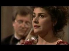 Cecilia Bartoli singing Vivaldi.  This song is FIENDISHLY difficult, and she makes it seem so effortless.