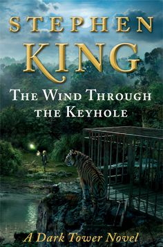 You can read this Dark Tower novel as a stand-alone or, if you are reading the series you'll want to make it Dark Tower 4.5 in the order. Stephen King It, Steven King, La Tour Sombre, Marvel Comics, The Dark Tower Series, Best Book Covers, Journey, Thriller Books, Weird Stories